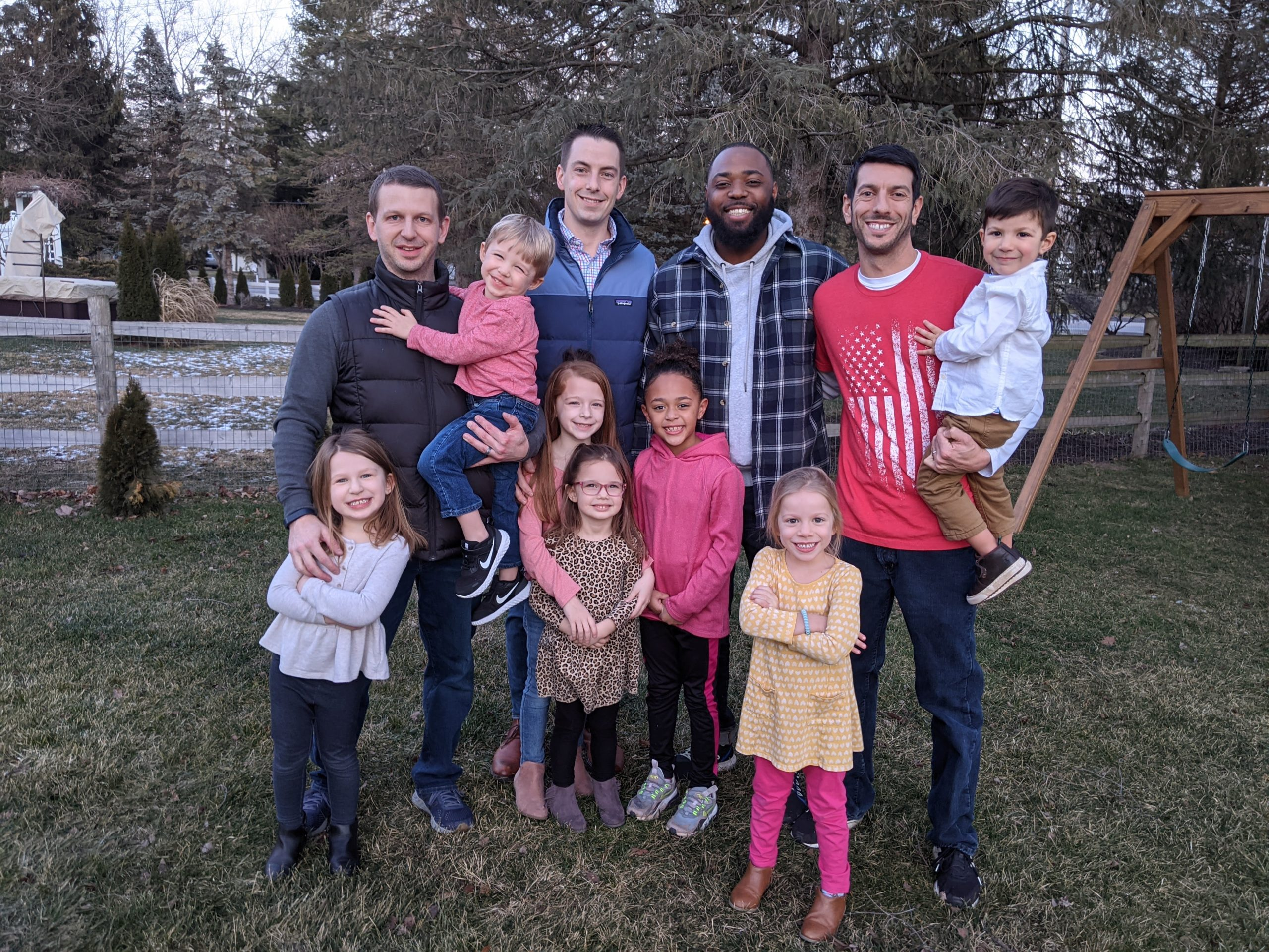 Heartbeat of Toledo Partners With Tribe of Dads